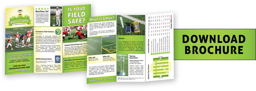 Download BuzzTurf Brochure